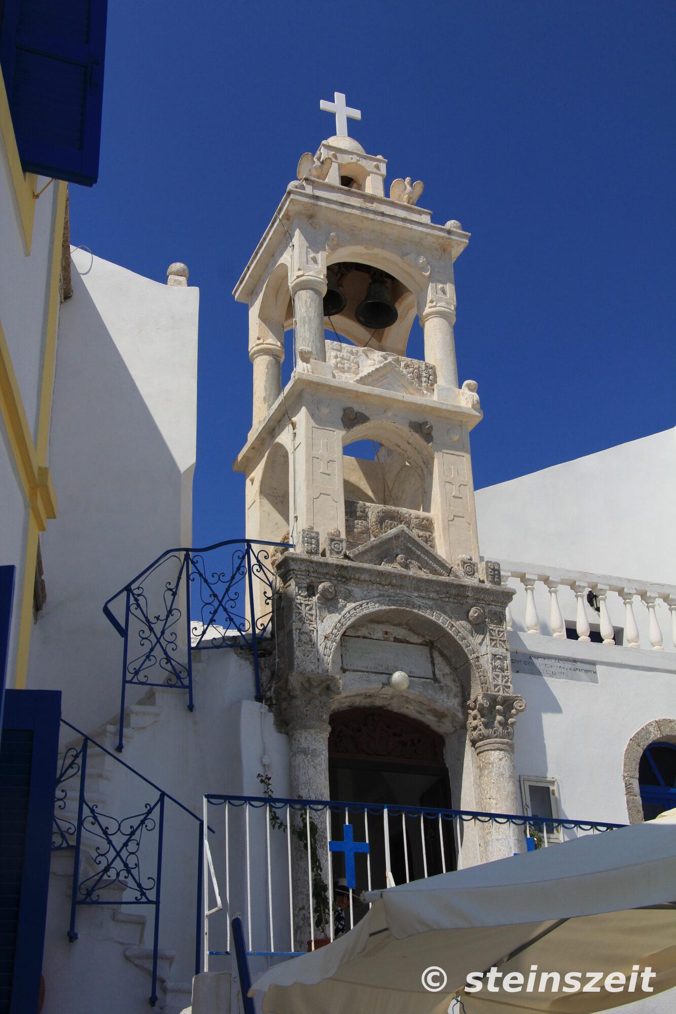 Dorfkirche von Nikia